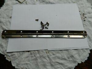 HMV Model 130 Table Top  Gramophone  Lid Hinge
