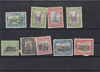 MOZAMBIQUE  MOUNTED MINT OR USED STAMPS ON  STOCK CARD  REF R870