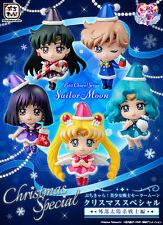 Megahouse Sailor Moon Petit Chara Christmas Special Outer Solar Figure Set