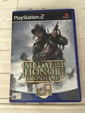 Gioco PS 2 Medal Of Honor Frontline