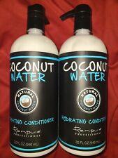 (2) Renpure Coconut Water Hydrating Conditioner(32oz)
