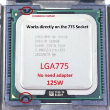Intel Xeon X5450 3 GHz SLBBE SLANQ LGA 775 125W CPU Processor + no adapter