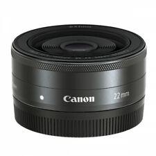 CANON lens EF-M 22mm 1:2 STM - NEUWARE  * Fotofachhändler *