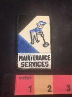Fremont Unified School District CA Custodial Maintenance Vest Custodian Patch I