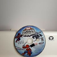 Marvel Super Hero Squad ( Nintendo Wii ) Tested