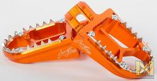Kite Billet Alloy Wider Foot Pegs KTM SX SXF EXC EXCF