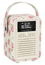 View Quest VQ Retro Mini DAB Digital Radio Bluetooth Emma Bridgewater