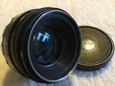 HELIOS-44 58mm f/2 PRIME LENS with M39 MOUNT