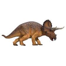 More details for mojo triceratops dinosaur model figure toy jurassic prehistoric figurine gift