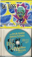 BIG BOSS-Dear Mr. President 4 trk Maxi CD 1994
