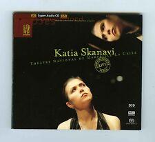 CD SACD DSD SUPER AUDIO  KATIA SKANAVI SCHUMANN RACHMANIO LA CRIEE LIVE