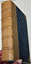 Unique leatherbound edition HARRY POTTER AND THE HALF-BLOOD PRINCE by JK Rowling