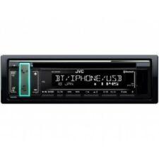 JVC CD MP3 Usb Aux Ipod Kit de estéreo radio de coche Skoda Fabia 07-15 ajuste de pantalla verde