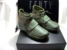 NIB PUMA THE TRAINER HI BY FENTY RIHANNA CYPRESS SNEAKERS W/DUST BAG SIZE 7