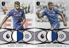 2016 TOPPS PREMIER GOLD EPL Costa & Loftus Cheek Chelsea Purple Patch Cards /50