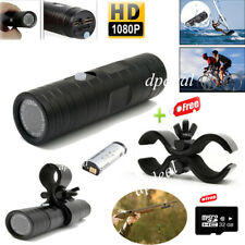 Upgraded Camcorder Gun Rifle Hunting Sports Action Camera Helmet 1080 Dvr +32Gb