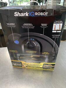 Shark IQ Robot Self-Empty XL RV101AE, RV1001AE Robotic Vacuum, IQ Navigation