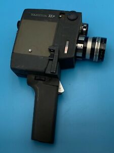Yashica UP Umatic Power 8mm Film Vintage Movie Camera UNTESTED CLEAN INSIDE