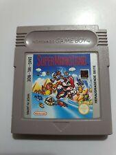 Super Mario Land pal NOE(aleman) Nintendo Game Boy solo cartucho Leer