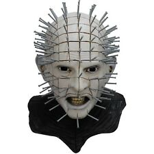 Ghoulish Productions Men's Monster Horror Hellraiser III Pinhead Mask Hallowe...