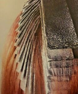 Pre Cut Hairdressing Foil with 2cm fold at top. 200 sheets per box.