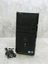 Dell Vostro Tower Pc 270 i3-3220 3.30 Ghz 8Gb Ram WiFi! Hdmi Desktop Computer!