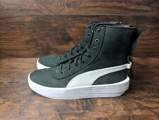 Brand New Puma XO Parallel X The Weeknd Men's Size 7.5 Black White High Top
