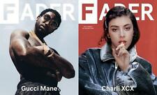 FADER Magazine # 105 USA  August 2016 Gucci Mane / Charli XCX NEW