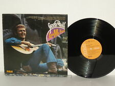 JERRY REED Lord Mr. Ford Vinyl LP 1973 RCA Records Country Plays Well VG+