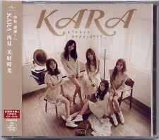 Kara: Bye Bye Happy Days (2013) Korea Japan /  CD  & DVD TAIWAN