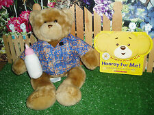 "BUILD A BEAR WITH ""HOORAY FUR ME"" ACTIVITY BULD A BEAR BOOK - EUC"