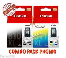 GENUINE CANON PIXMA PG-810XL & CL-811XL INK CARTRIDGE FOR IP2270/2272 MP245MX32