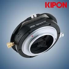 Kipon Tilt Shift Adapter for Nikon G Lens to Fuji X-Pro2 X-T2 Fujifilm Camera