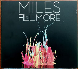 Miles At The Fillmore (Miles Davis 1970: The Bootleg Series Vol. 3) 4xCD Digipak
