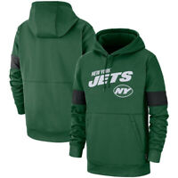 New York Jets Hoodie 100th Anniversary Pullover Legendary Performance Jacket