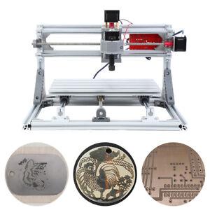 Mini CNC3018 DIY Desktop Router Engraving Carving Machine 3Axis GRBL Control