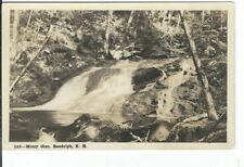 CB-487 NH, Randolph Mossy Glen Real Photo Postcard RPPC Shorey Studio Gorham