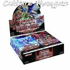 Yu-Gi-Oh! - Boite De 24 Boosters Batailles De Légende - Armageddon + cadeau