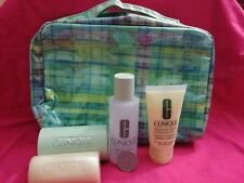 Clinique Travel Size Skincare Set with Travel Bag/Type 2/NEW {{FREE SHIP}}