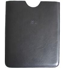 Funda Cuero iPad Tony Perotti plena flor Italian Cuero Negro TP-2987G