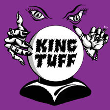 """KING TUFF Black Moon Spell LP Wavves Oh Sees Feathers Witch Muggers Ty Segall 7"""""""