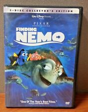 Authentic Disney: Finding Nemo (Two-Disc DVD  Collector's Edition)  LIKE NEW