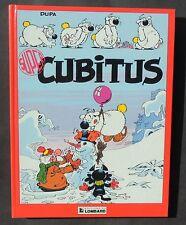 DUPA. Super Cubitus. Lombard 1990. EO. Etat neuf