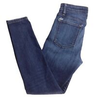 Joe's Jeans High Rise Skinny Ankle Women's 26 Distressed Medium Wash Denim