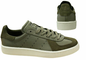 Adidas Originals BW Avenue Mens Womens Trainers Lace Up Shoes Khaki BZ0508 B42B