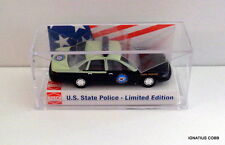 HO 1:87 BUSCH Limited Edition Chevy Caprice Florida Highway Patrol Police