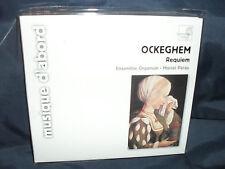 Ockeghem – Requiem  -Ensemble Organum / Marcel Pérès