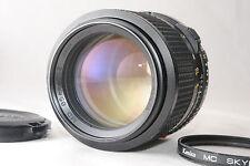 """Excellent++++"" Minolta MD 85mm f2 Lens from Japan #398"