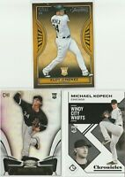 2019 CHRONICLES Eloy Jimenez Michael Kopech Chicago White Sox 3 CARD LOT