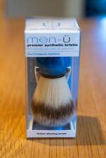 men-ü db Premier Shaving Brush (Blue)
